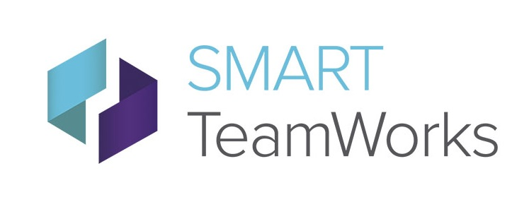 SMART TeamWorks™- Software per collaborazioni interattive.
